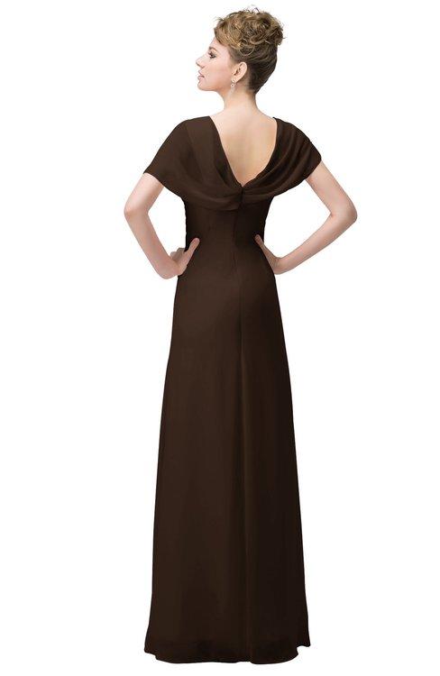 Colsbm Luna Copper Bridesmaid Dresses Colorsbridesmaid