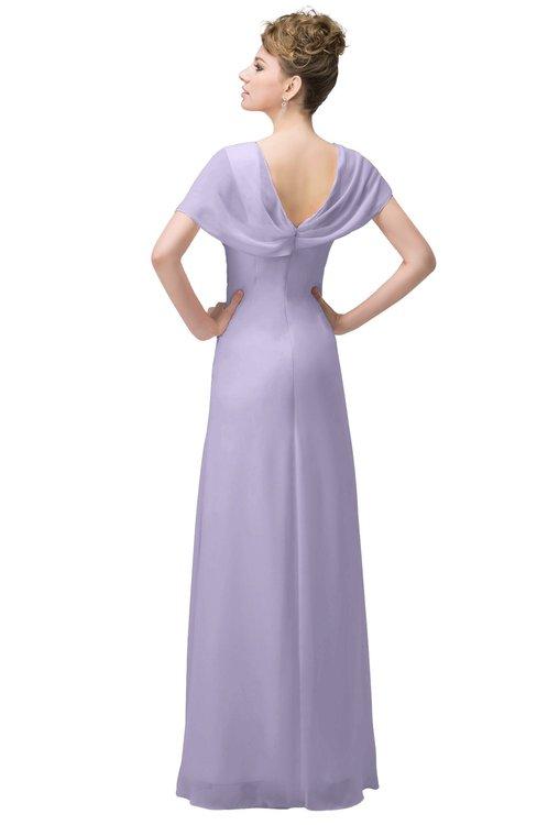 Colsbm Luna Light Purple Bridesmaid Dresses Colorsbridesmaid