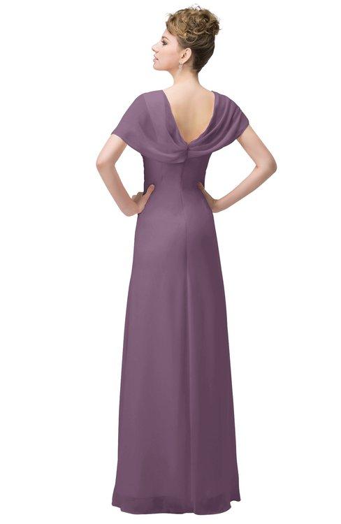 Lialac Floor Length Bridesmaid Dresses Casual