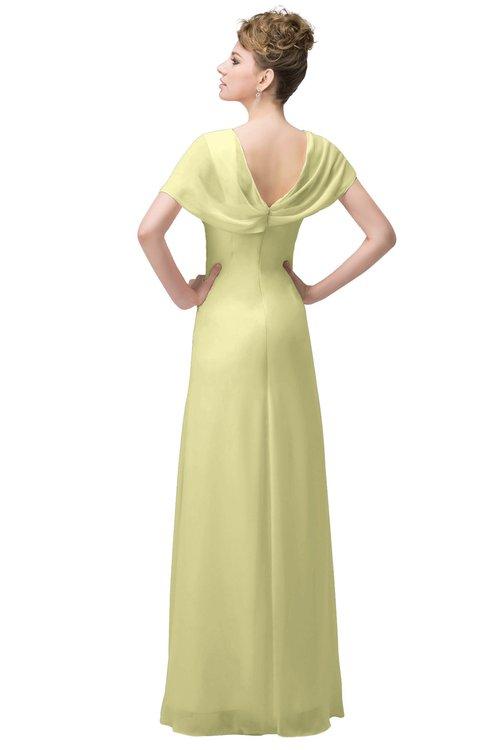 Colsbm Luna Wax Yellow Bridesmaid Dresses Colorsbridesmaid