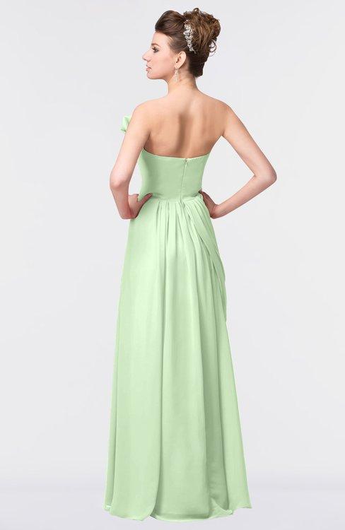 249772834b ... ColsBM Gwen Pale Green Elegant A-line Strapless Sleeveless Backless  Floor Length Plus Size Bridesmaid