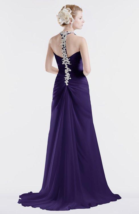 Colsbm Eden Royal Purple Bridesmaid Dresses Colorsbridesmaid