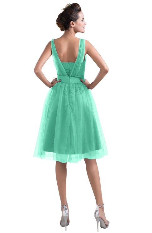 ColsBM Ashley Mint Green Bridesmaid Dresses - ColorsBridesmaid