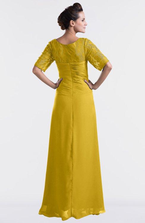 Colsbm Emilia Lemon Curry Bridesmaid Dresses Colorsbridesmaid