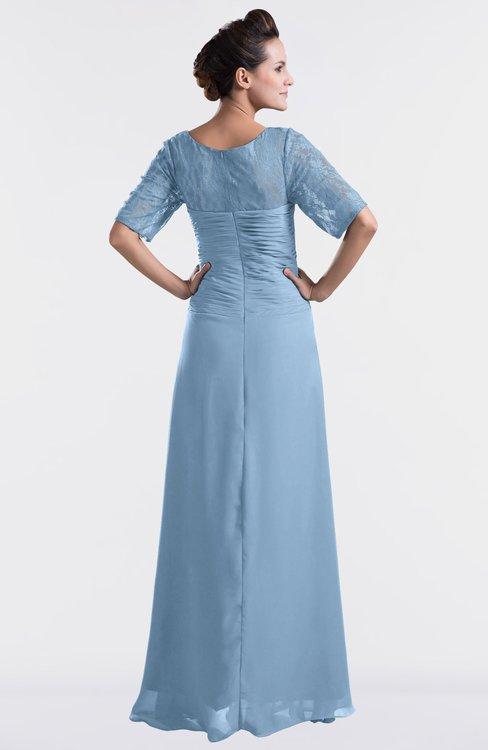 ColsBM Emilia Sky Blue Bridesmaid Dresses - ColorsBridesmaid