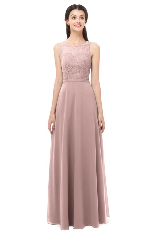 Colsbm Indigo Blush Pink Bridesmaid Dresses Colorsbridesmaid