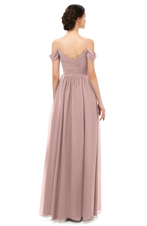 Colsbm Angel Blush Pink Bridesmaid Dresses Colorsbridesmaid