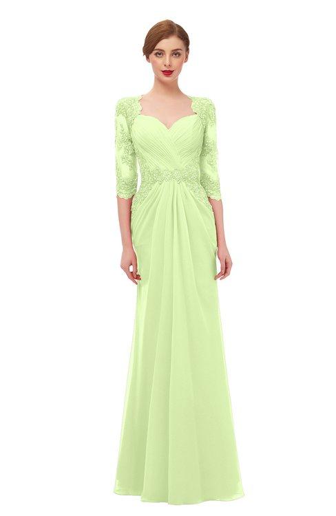 ColsBM Bronte Butterfly Bridesmaid Dresses Elbow Length Sleeve Pleated Mermaid Zipper Floor Length Glamorous