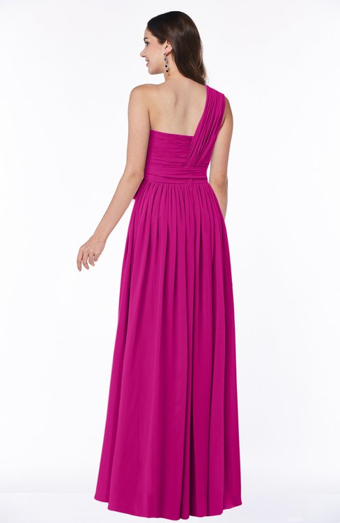 Colsbm Emmeline Hot Pink Bridesmaid Dresses Colorsbridesmaid