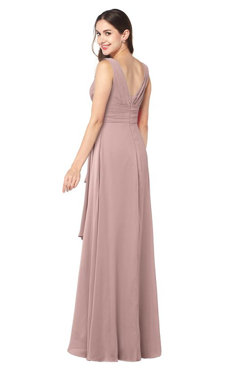Colsbm Brenda Blush Pink Bridesmaid Dresses Colorsbridesmaid