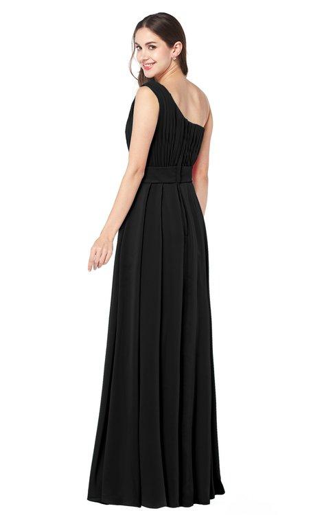 ColsBM Noemi Black Bridesmaid Dresses - ColorsBridesmaid