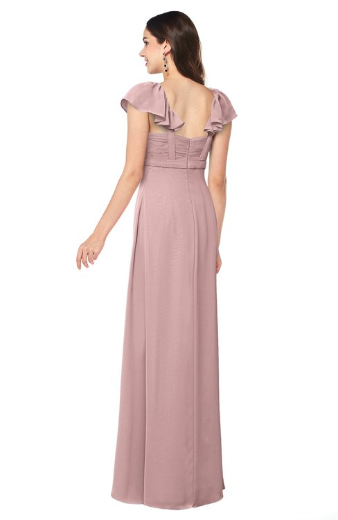 Colsbm Karla Silver Pink Bridesmaid Dresses Colorsbridesmaid