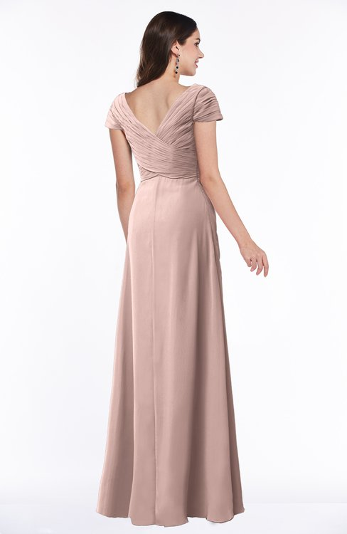 ColsBM Evie Dusty Rose Bridesmaid Dresses - ColorsBridesmaid