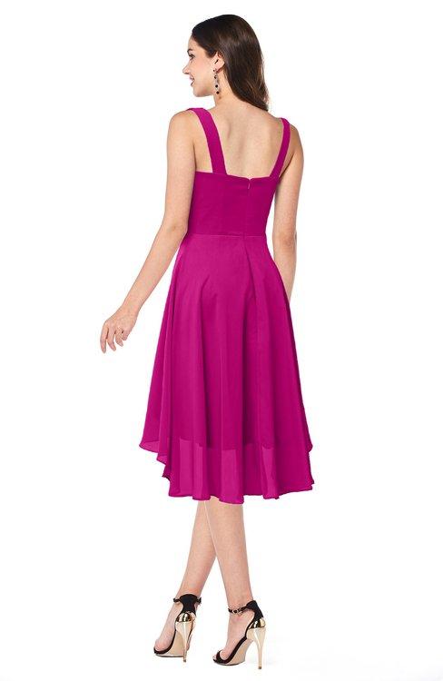 ColsBM Ainsley Hot Pink Bridesmaid Dresses - ColorsBridesmaid