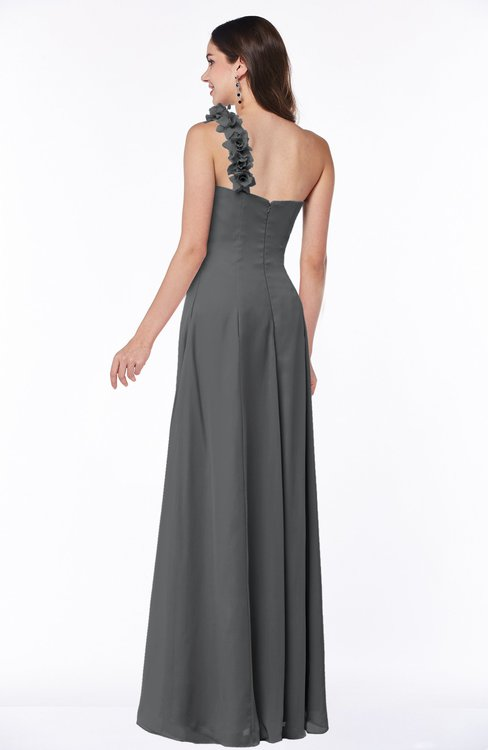 Colsbm Nola Grey Bridesmaid Dresses Colorsbridesmaid