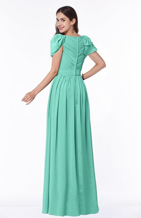Colsbm Thalia Mint Green Bridesmaid Dresses Colorsbridesmaid