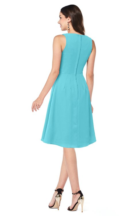 ColsBM Melissa Turquoise Bridesmaid Dresses - ColorsBridesmaid