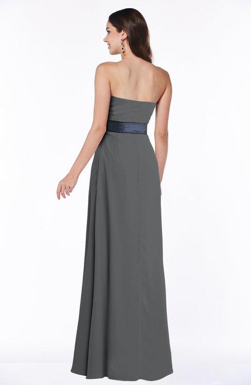 Colsbm Karlee Grey Bridesmaid Dresses Colorsbridesmaid