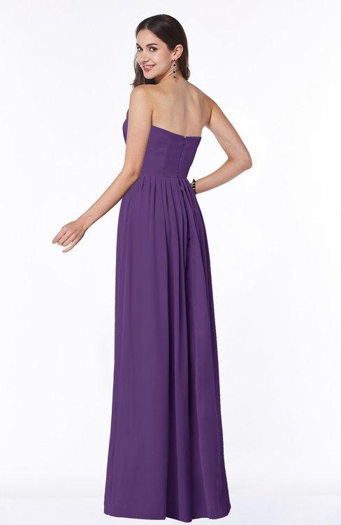Colsbm Alisson Dark Purple Bridesmaid Dresses Colorsbridesmaid