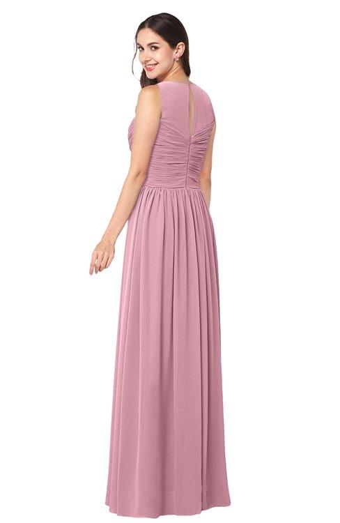 Colsbm Carla Light Coral Bridesmaid Dresses Colorsbridesmaid