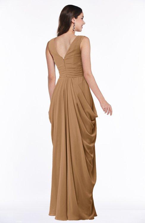 Colsbm Alice Light Brown Bridesmaid Dresses Colorsbridesmaid
