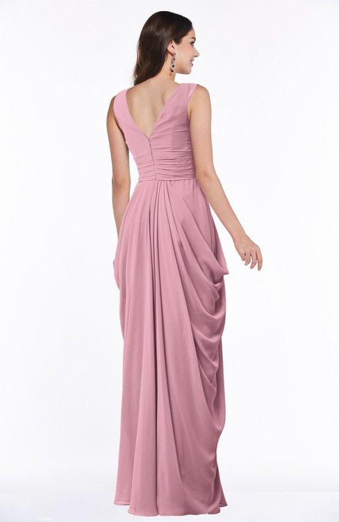 Colsbm Alice Light Coral Bridesmaid Dresses Colorsbridesmaid