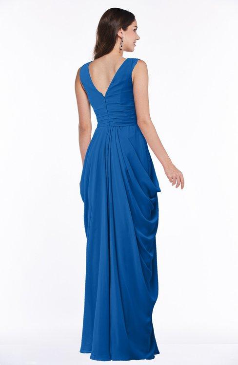 Colsbm Alice Royal Blue Bridesmaid Dresses Colorsbridesmaid