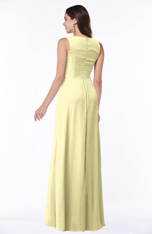Colsbm Melody Soft Yellow Bridesmaid Dresses Colorsbridesmaid