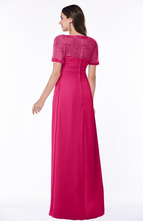 ColsBM Amanda Fuschia Bridesmaid Dresses - ColorsBridesmaid