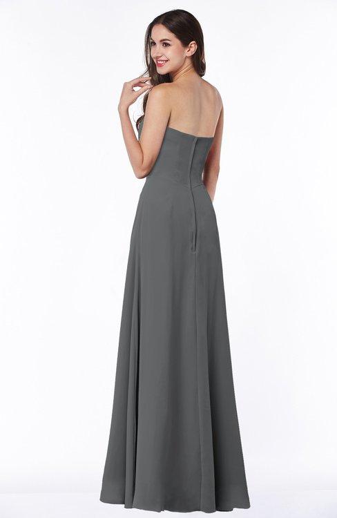 Colsbm Rebecca Grey Bridesmaid Dresses Colorsbridesmaid