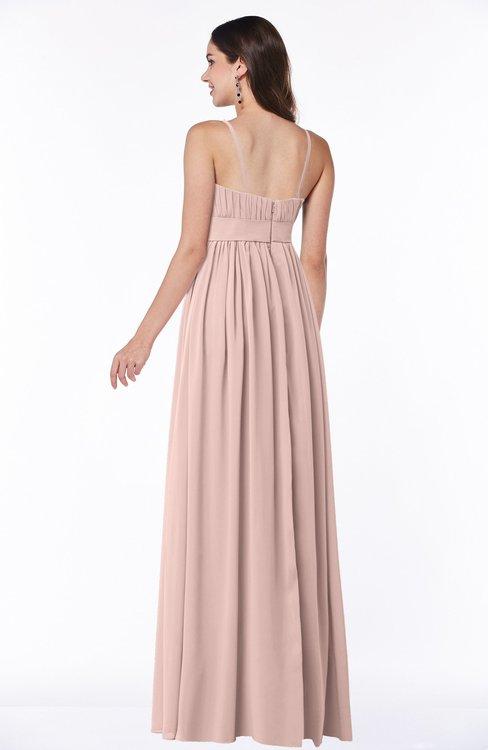 1a8cd99e020 ... ColsBM Shanon Dusty Rose Modern A-line Spaghetti Sleeveless Chiffon  Plus Size Bridesmaid Dresses