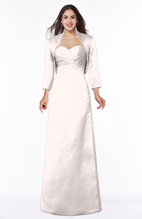 ColsBM Erica Rosewater Pink Traditional Criss-cross Straps Satin Floor Length Pick up Mother of the Bride Dresses