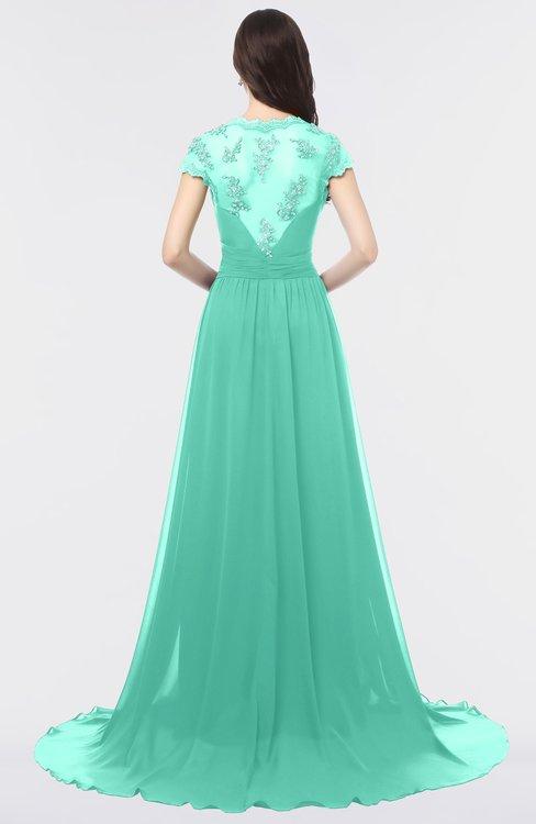 ColsBM Iris Seafoam Green Bridesmaid Dresses - ColorsBridesmaid