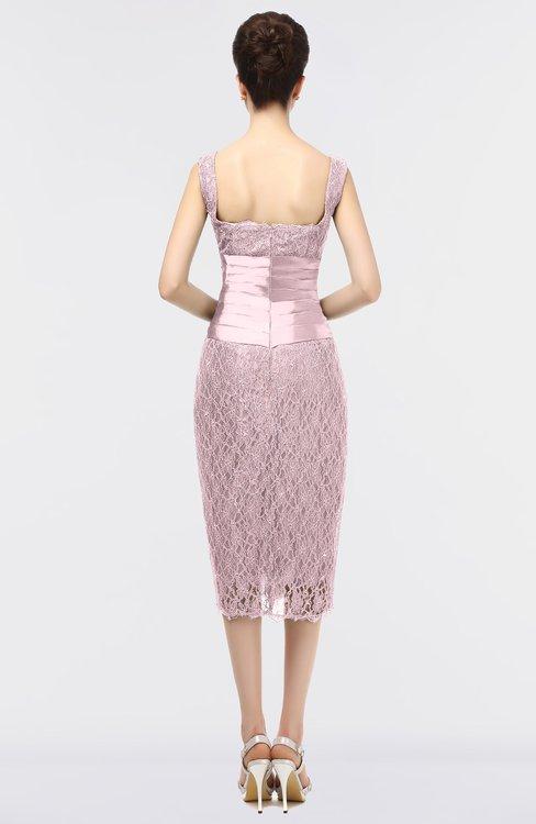 98ff270c6122d ... ColsBM Colette Blush Mature Column Sleeveless Zip up Lace Bridesmaid  Dresses