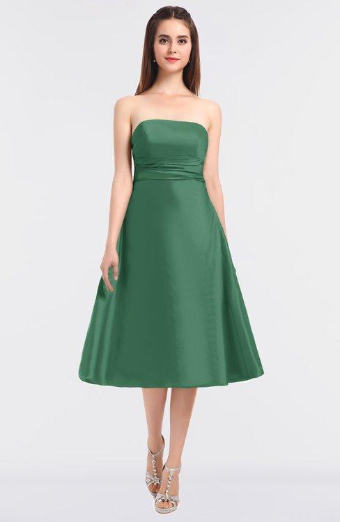 ColsBM Stacy Feldspar Elegant Ball Gown Bateau Sleeveless Zip up Ruching Bridesmaid Dresses