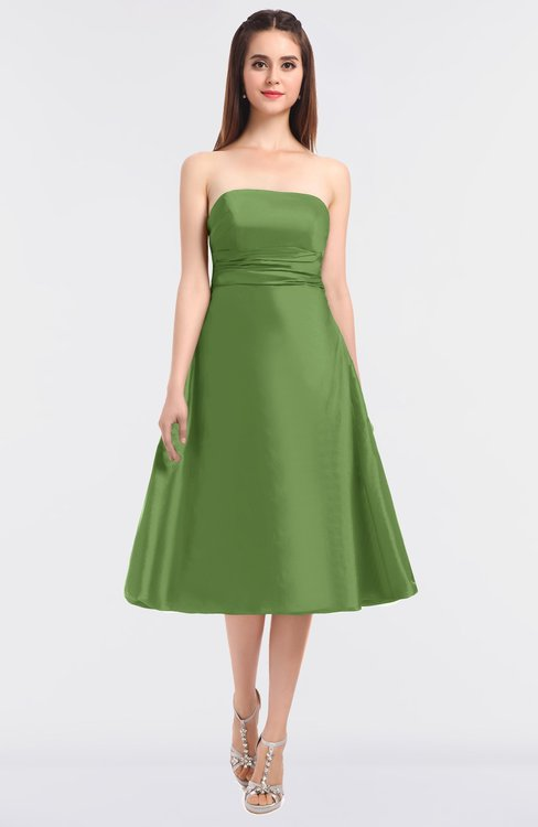 ColsBM Stacy Tendril Elegant Ball Gown Bateau Sleeveless Zip up Ruching Bridesmaid Dresses