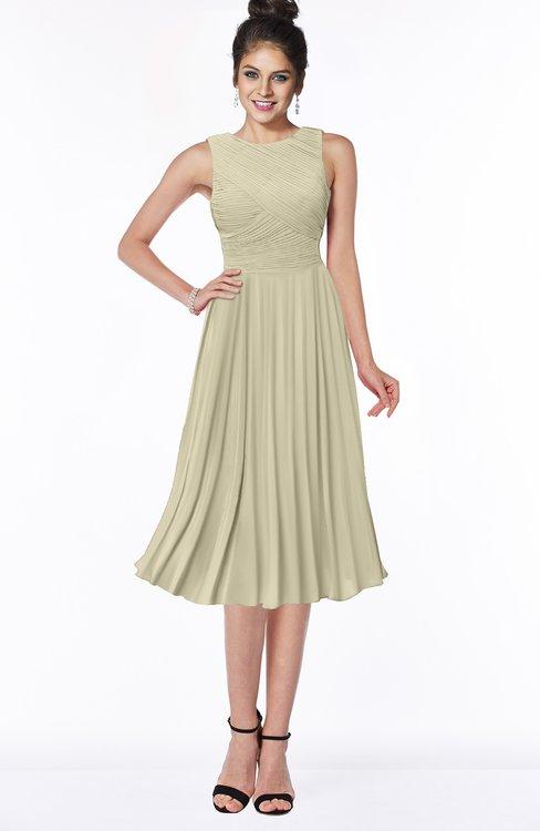 ColsBM Aileen Putty Gorgeous A-line Sleeveless Chiffon Pick up Bridesmaid Dresses