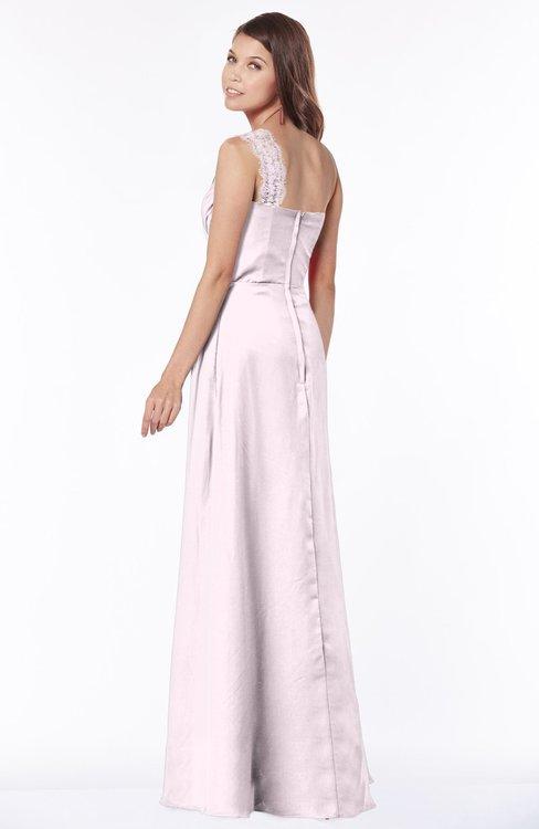 Half Lace Bridesmaids Dresses