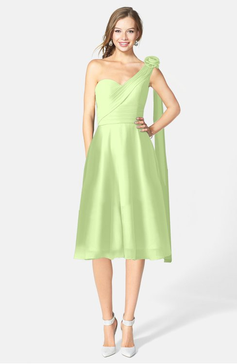 ColsBM Mattie Butterfly Classic A-line Sweetheart Sleeveless Knee Length Ruching Bridesmaid Dresses
