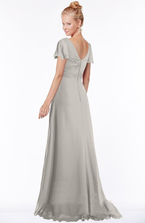 ColsBM Ellen Ashes Of Roses Bridesmaid Dresses - ColorsBridesmaid