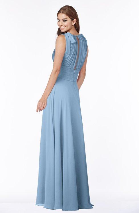 ColsBM Alison Sky Blue Bridesmaid Dresses - ColorsBridesmaid