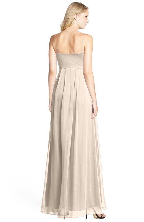 Colsbm Elin Pastel Rose Tan Bridesmaid Dresses