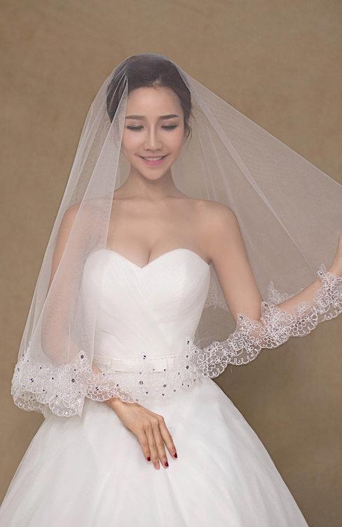 ColsBM V95047 Ivory Wedding Veil 95047