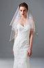 ColsBM V95003 White Wedding Veil 95003