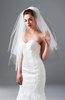 ColsBM V95006 White Wedding Veil 95006