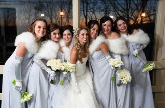 Sparkling Ice Blue, Aqua and Silver Winter Wedding Ideas ...