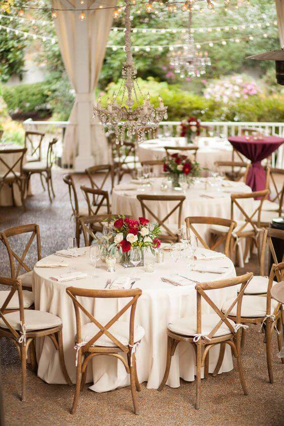 Sensational Gorgeous Champagne And Burgundy Fall Wedding Color Ideas Download Free Architecture Designs Photstoregrimeyleaguecom