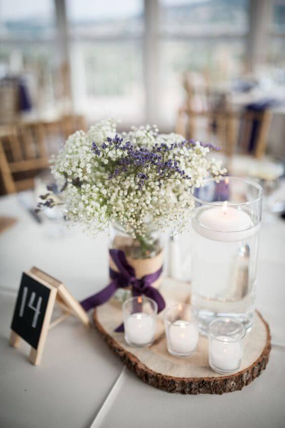 Gentle Lavender Fall Wedding Color Ideas Colorsbridesmaid