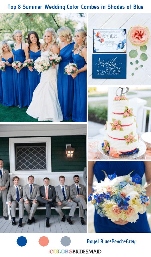 All 30 Blue Wedding Color Palettes Colorsbridesmaid