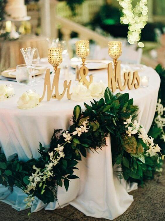November Wedding Hunter Green Bridesmaid Dresses Gold